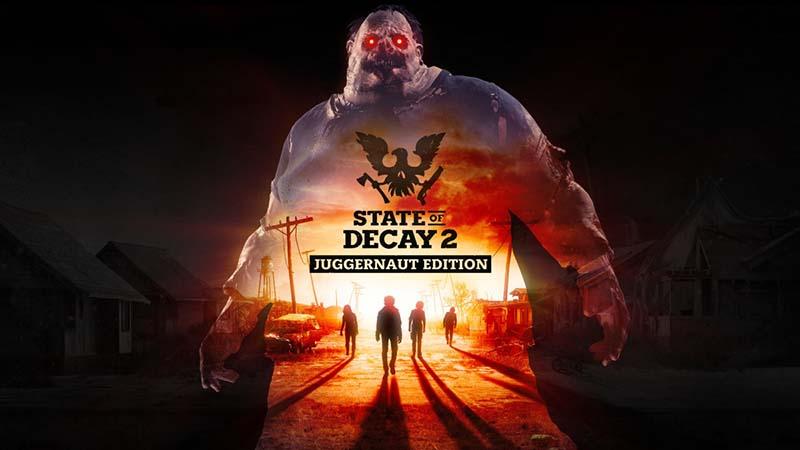 سی دی کی اورجینال State of Decay 2 Juggernaut Edition