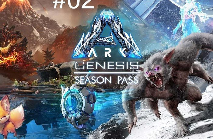سی دی کی ARK Genesis Season Pass (سیزن پس بازی)
