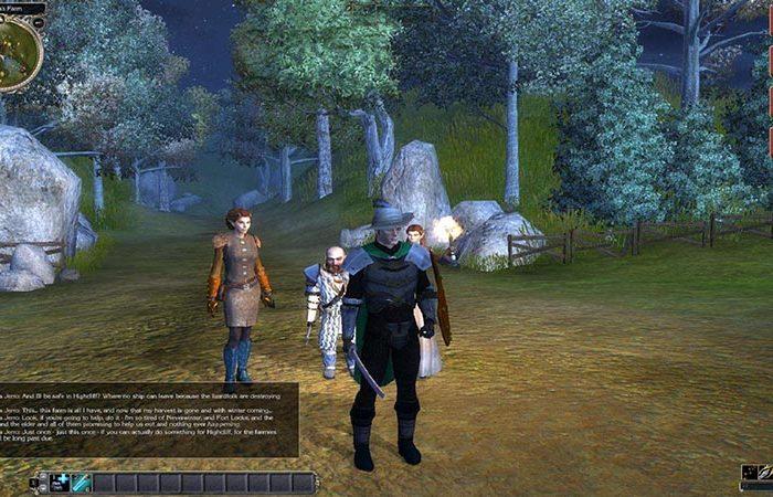 سی دی کی اورجینال بازی Neverwinter Nights