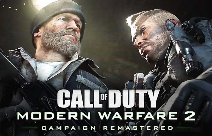 سی دی کی Call of Duty Modern Warfare 2 Campaign Remastered