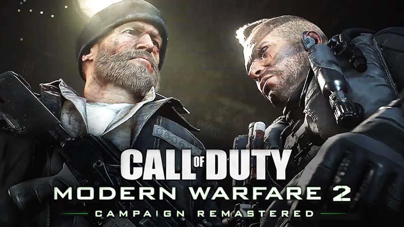سی دی کی Call of Duty Modern Warfare 2 Campaign Remastered