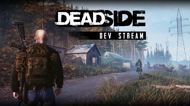 سی دی کی اورجینال بازی Deadside