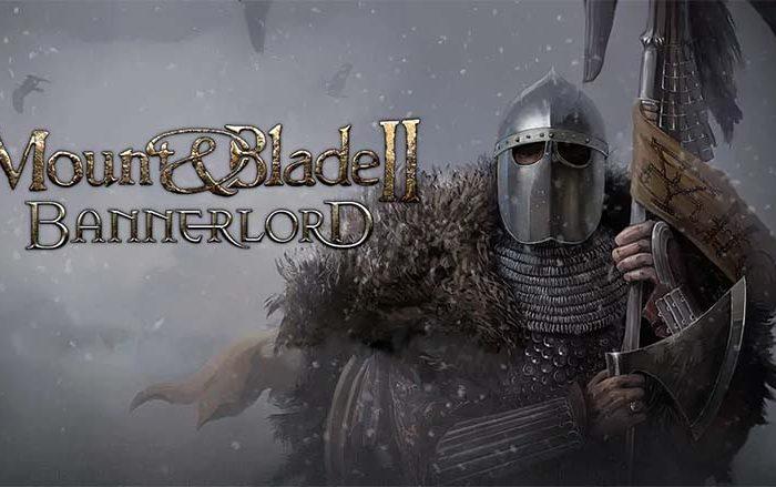 سی دی کی اورجینال Mount & Blade II Bannerlord