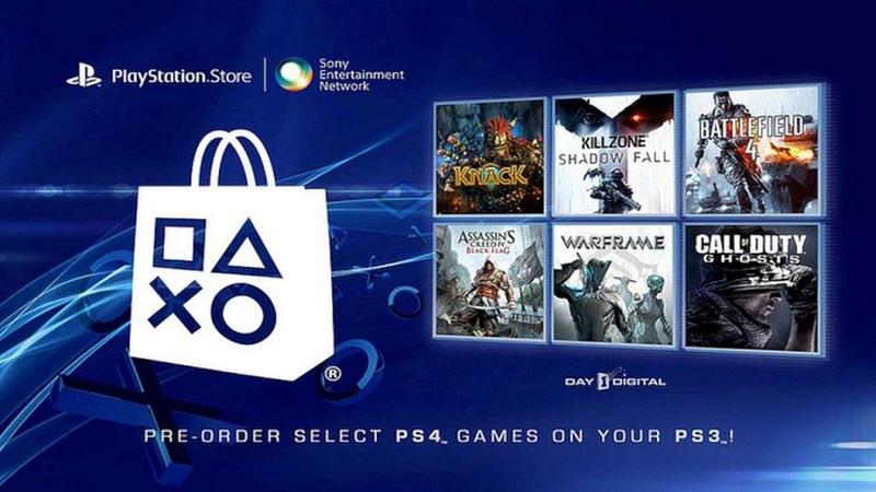 سی دی کی PSN Gift Card (گیفت کارت PS4)