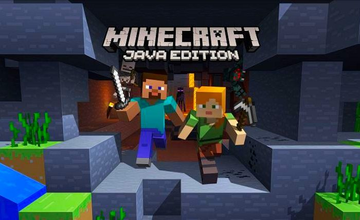 سی دی کی اورجینال بازی Minecraft Java Edition