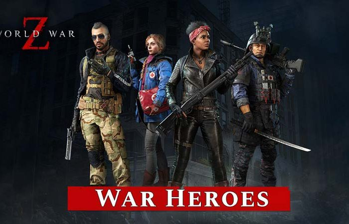 سی دی کی World War Z GOTY Upgrade DLC