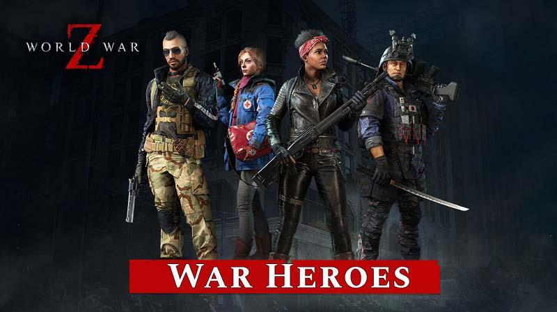 سی دی کی World War Z GOTY Upgrade DLC