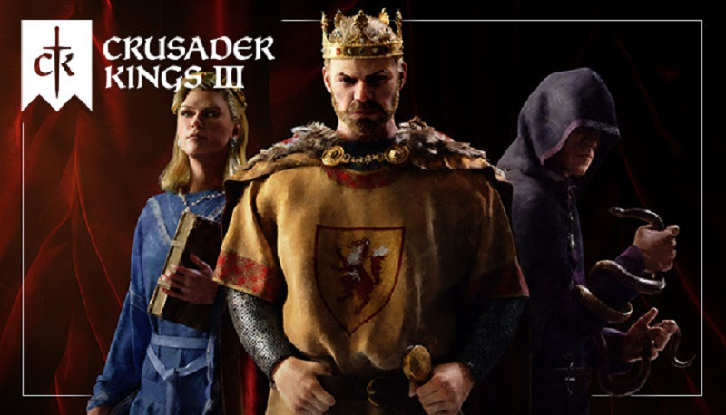 سی دی کی اورجینال بازی Crusader Kings III