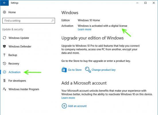 لایسنس اورجینال ویندوز 10 هوم ریتیل (Windows 10 Home Retail)
