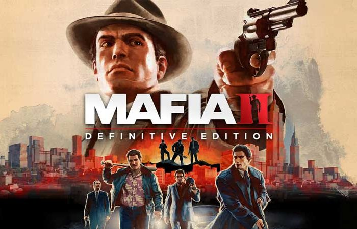 سی دی کی اورجینال بازی Mafia II Definitive Edition