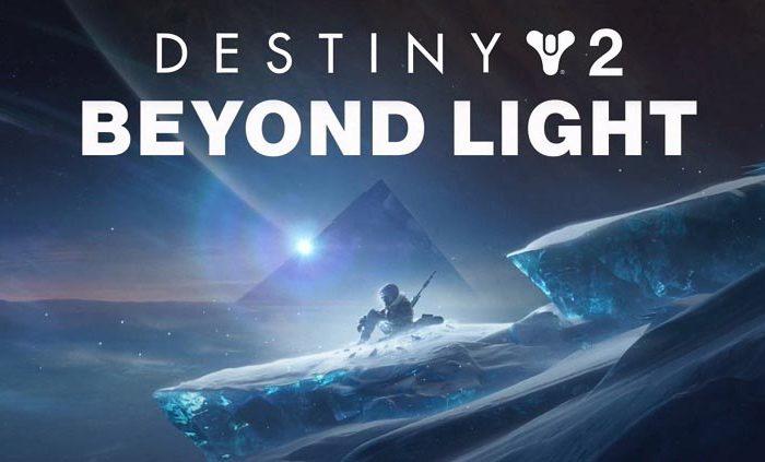 سی دی کی اورجینال Destiny 2 Beyond Light