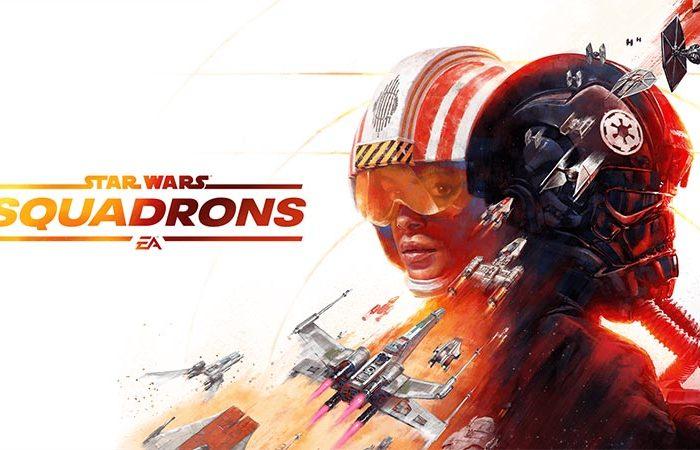 سی دی کی اورجینال STAR WARS Squadrons