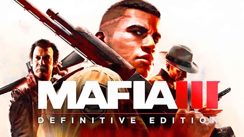 سی دی کی اورجینال بازی Mafia III Definitive Edition