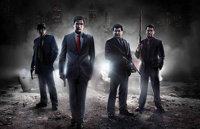 سی دی کی اورجینال بازی Mafia Trilogy