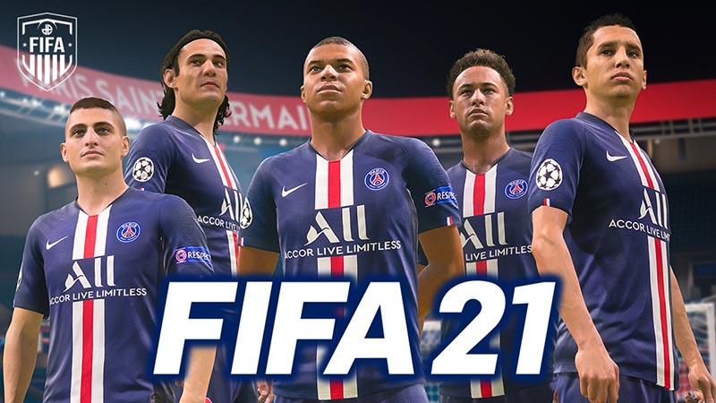 سی دی کی اورجینال FIFA 21 | فیفا 21