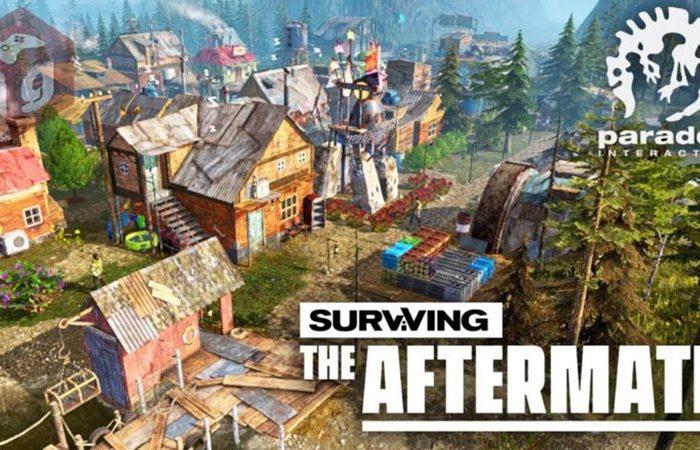 سی دی کی اورجینال بازی Surviving the Aftermath