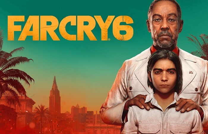 سی دی کی اورجینال بازی Far Cry 6