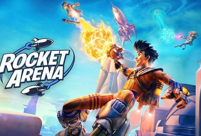 سی دی کی اورجینال بازی Rocket Arena