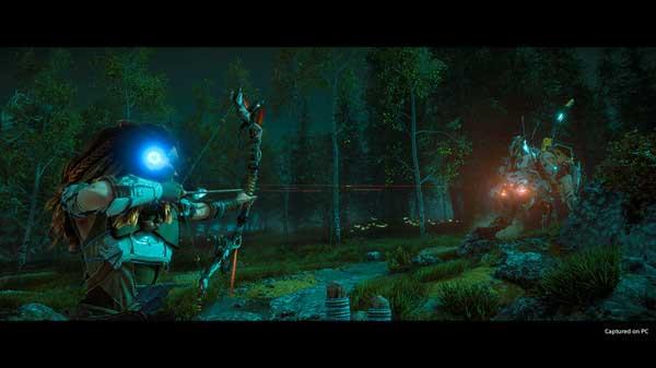 سی دی کی اورجینال بازی Horizon Zero Dawn