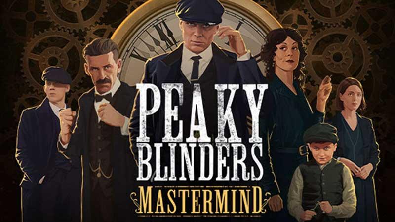 سی دی کی اورجینال بازی Peaky Blinders Mastermind
