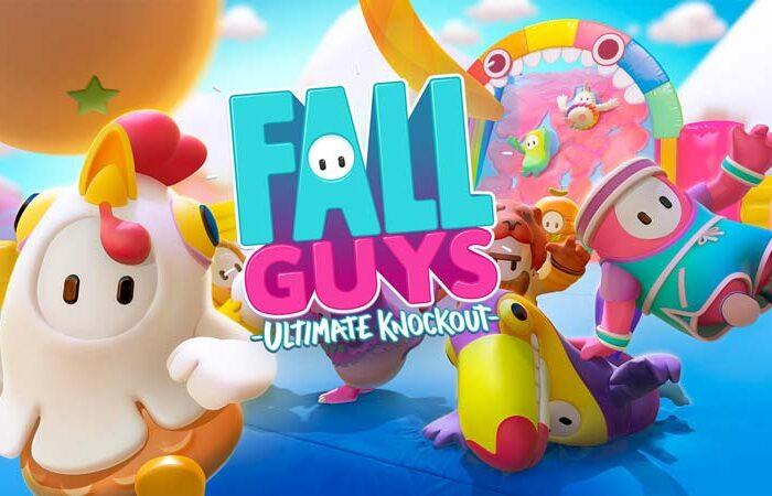 سی دی کی اورجینال بازی Fall Guys