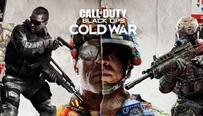 سی دی کی اورجینال بازی Call of Duty Black Ops Cold War