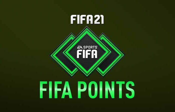 سی دی کی پوینت فیفا 21 آلتیمیت | FIFA 21 FUT Point