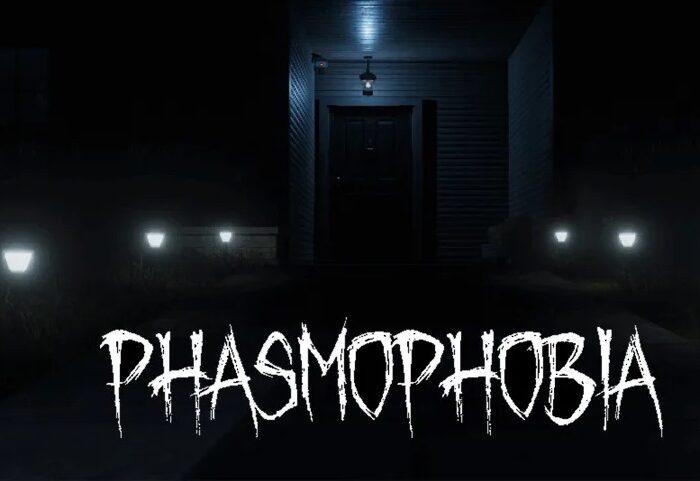 سی دی کی اورجینال بازی Phasmophobia
