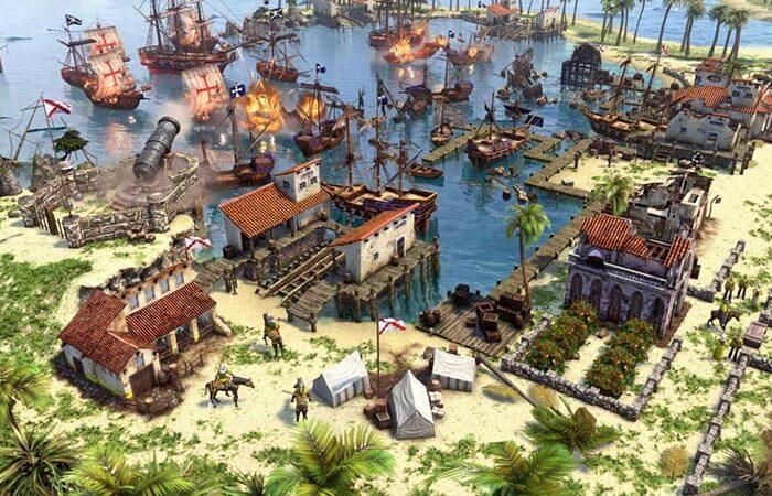 سی دی کی اورجینال Age of Empires III: Definitive Edition