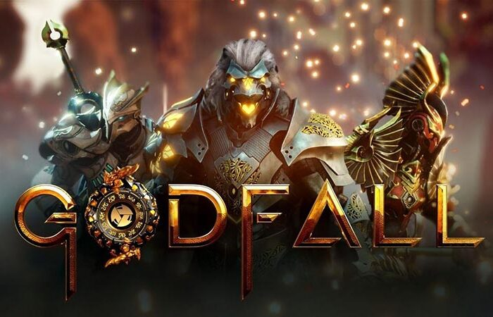 سی دی کی اورجینال بازی Godfall