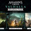 سی دی کی Assassin's Creed Valhalla Season Pass (سیزن پس بازی)