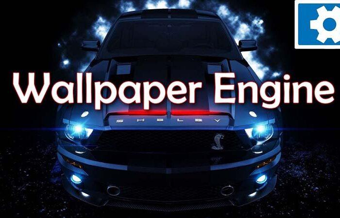 سی دی کی اورجینال Wallpaper Engine