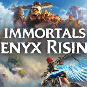 سی دی کی اورجینال Immortals Fenyx Rising