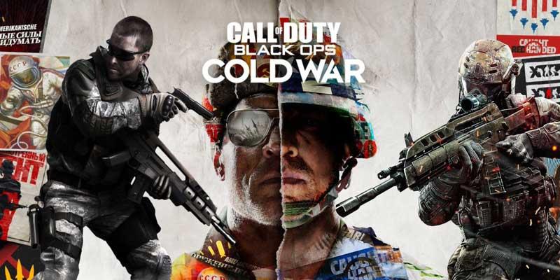سی دی کی COD: Black Ops Cold War Points CP (پوینت کلد وار)