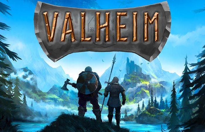 سی دی کی اورجینال بازی Valheim