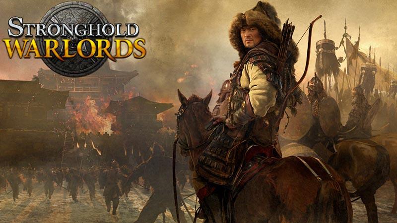 سی دی کی اورجینال بازی Stronghold Warlords