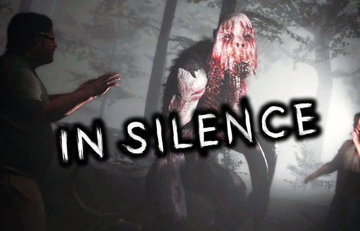 سی دی کی اورجینال بازی In Silence