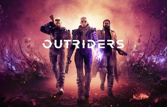 سی دی کی اورجینال بازی OUTRIDERS
