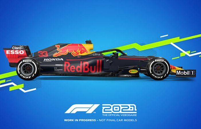 سی دی کی اورجینال بازی F1 2021