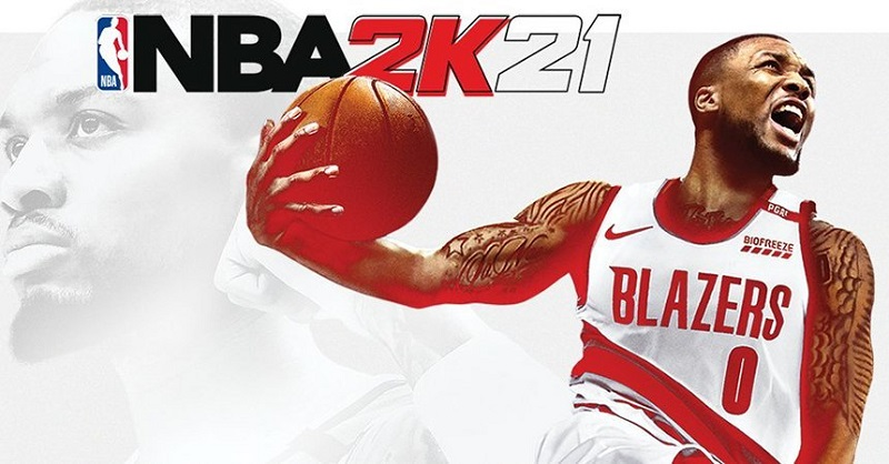 سی دی کی اورجینال بازی NBA 2K21