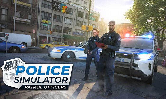 سی دی کی بازی Police Simulator Patrol Officers