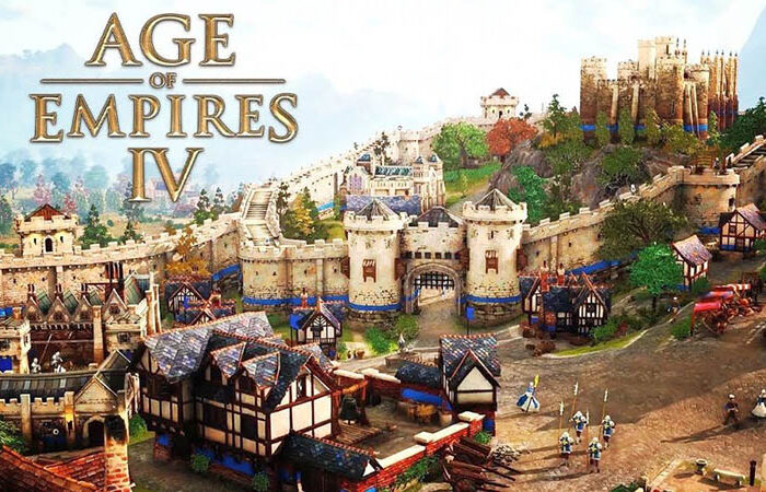 سی دی کی اورجینال Age of Empires IV