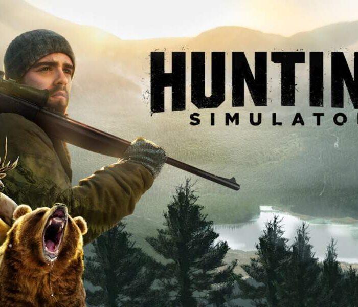 سی دی کی اورجینال Hunting Simulator 2