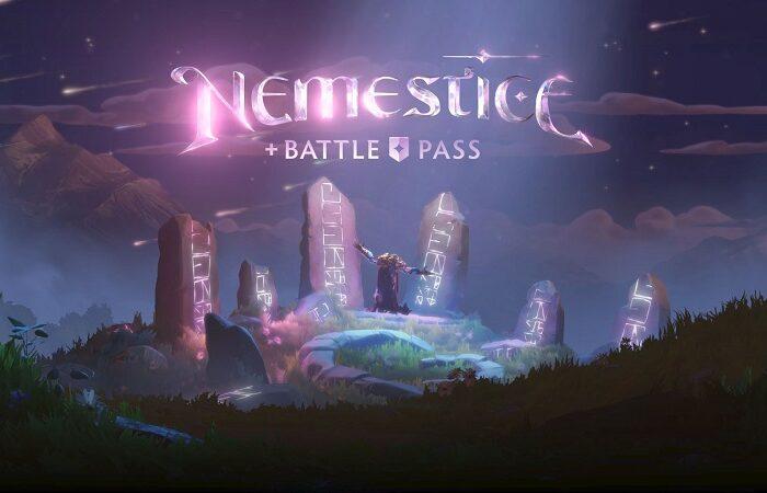 سی دی کی Nemestice 2021 Battle Pass Dota 2 (بتل پس دوتا 2)