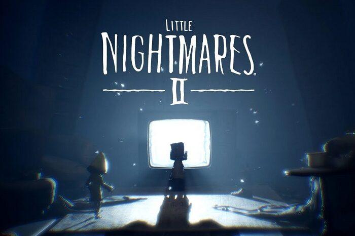 سی دی کی اورجینال Little Nightmares II