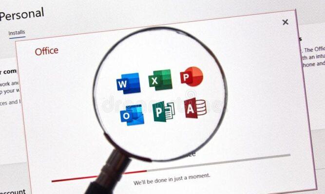 خرید مایکروسافت آفیس اورجینال