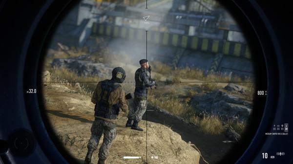 سی دی کی اورجینال Sniper Ghost Warrior Contracts 2