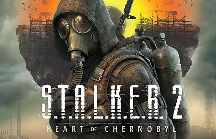 سی دی کی اورجینال S.T.A.L.K.E.R. 2 Heart of Chernobyl