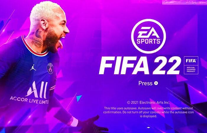 سی دی کی اورجینال FIFA 22 (فیفا 22)