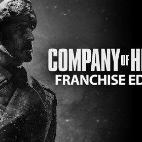 سی دی کی اورجینال Company of Heroes Franchise Edition